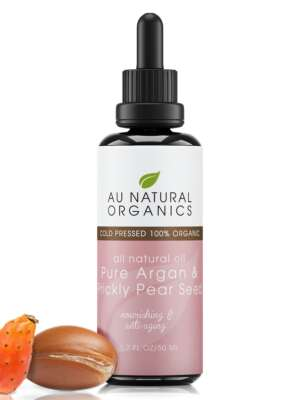 Argan & Prickly Pear Oil - 50ml- benefits of argan oil