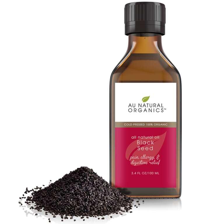Black Seed Oil – 100ml1