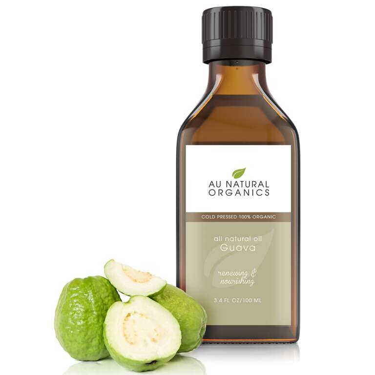 Guava Oil - 3.4oz (100ml)