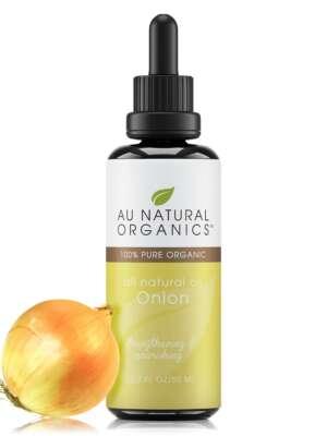 onion oil - onion for hear growth