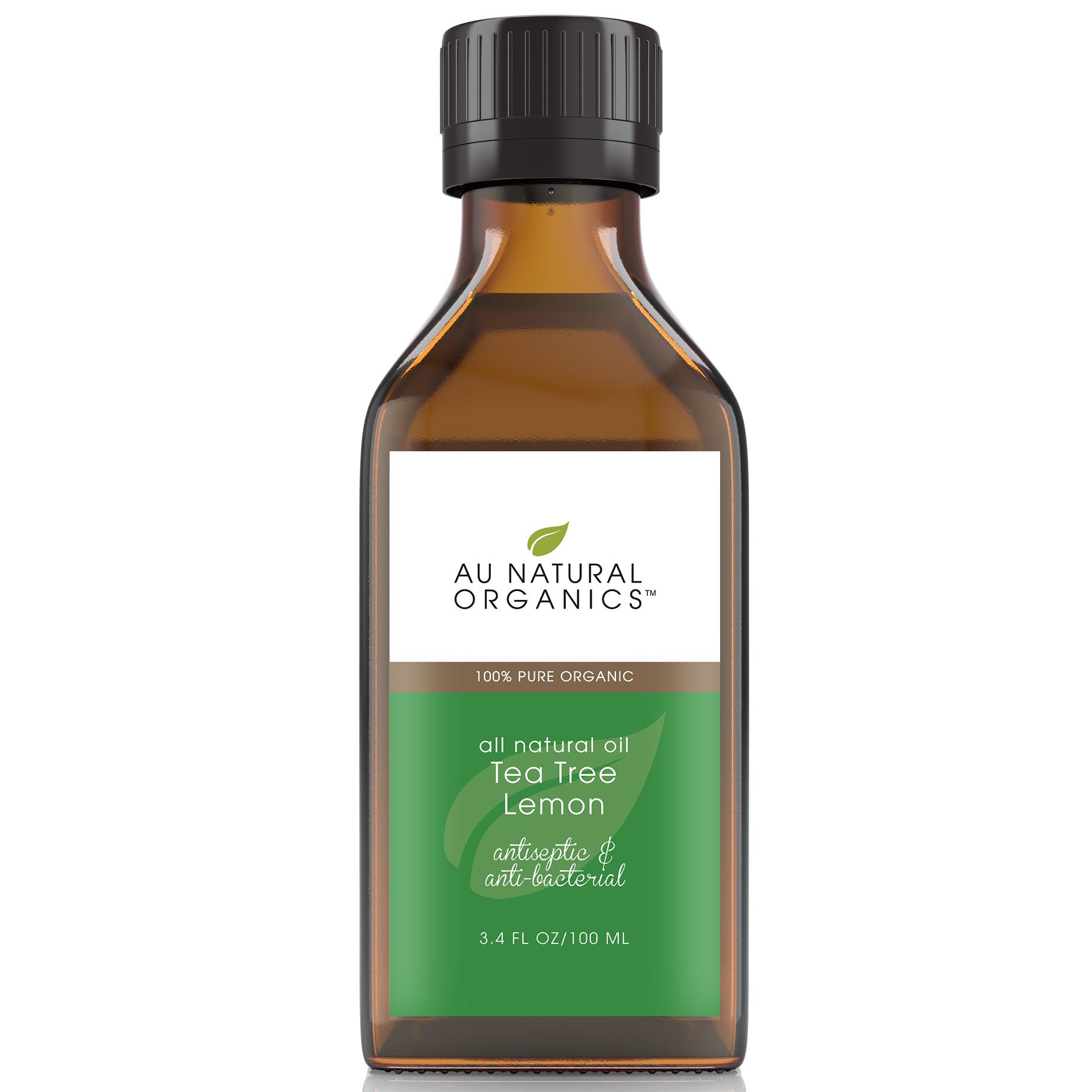 Tea Tree Oil As Natural Deodorant