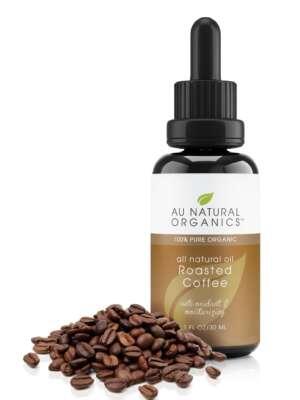 Roasted Coffee Oil - 1oz (30ml)