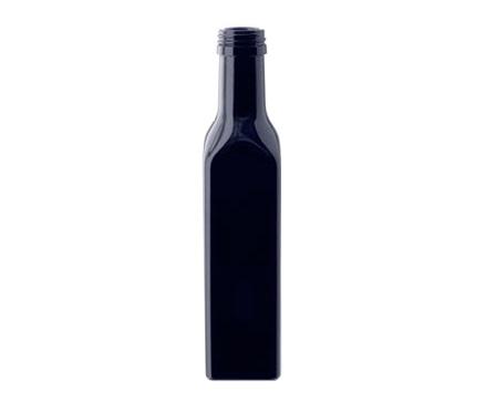 Square Miron Bottles (1/4 Liter)