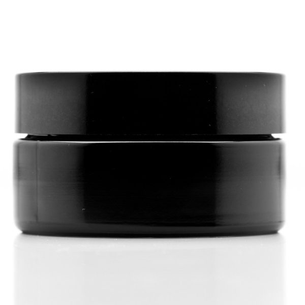 wide cosmetic jar