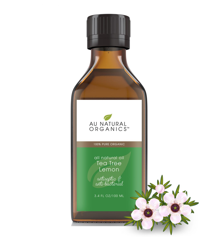 Tea Tree Lemon Oil - Tea Tree Oil