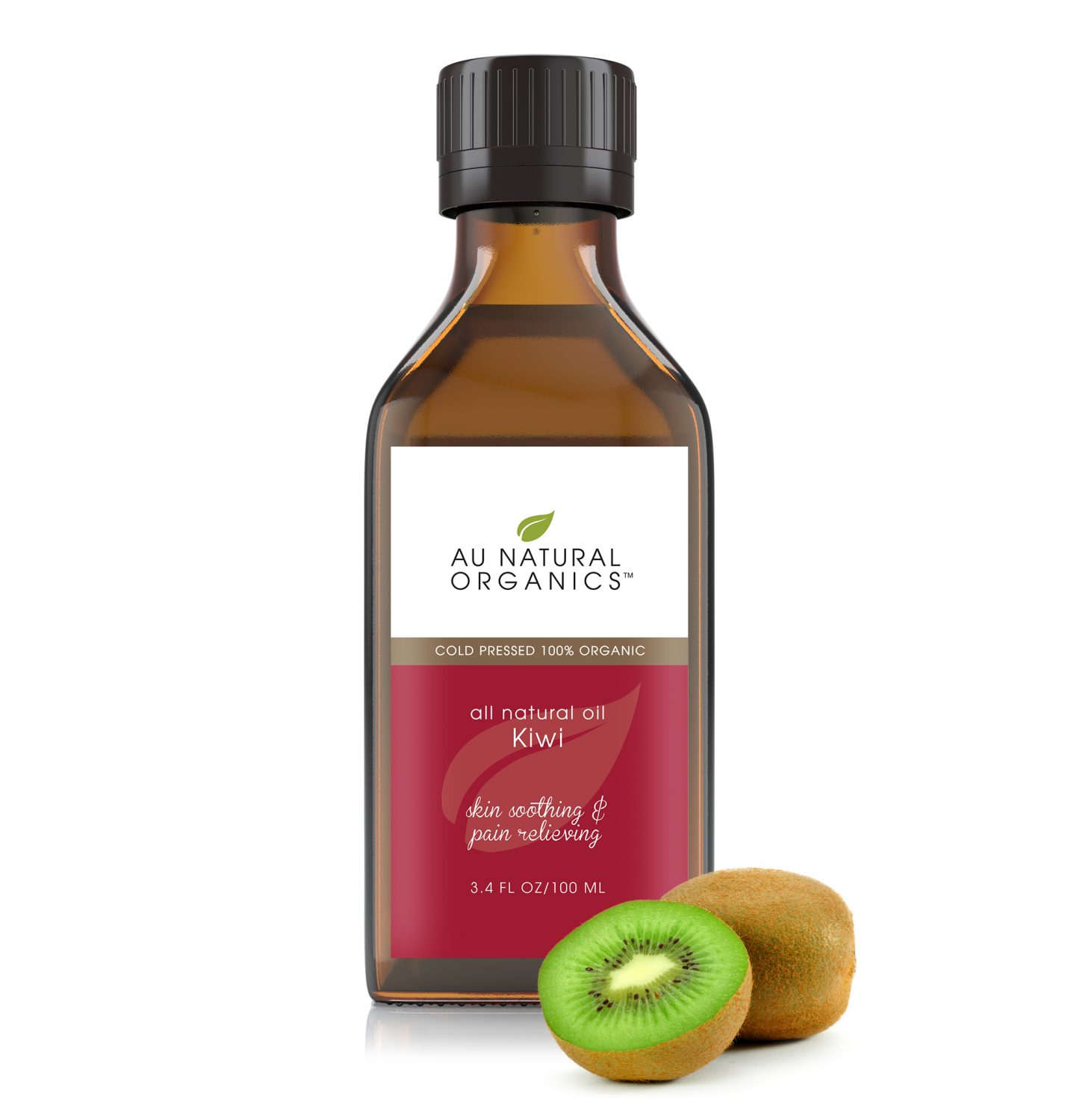 Kiwi Fruit Seed Oil - 3.4oz (100ml)