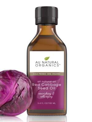Red cabbage oil - Red Cabbage Seed Oil